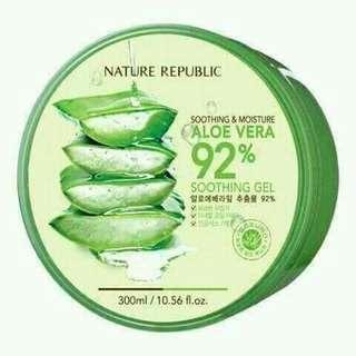 Nature republic alovera