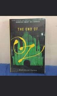 The End of Oz (Dorothy Must Die #4)