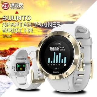 SUUNTO Spartan Trainer Wrist HR Gold (SS023426000)