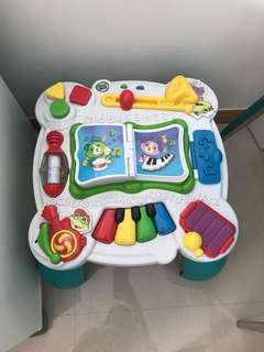 Leap frog leapfrog preloved activity table