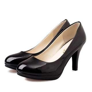 Heels [Preloved] BLACK