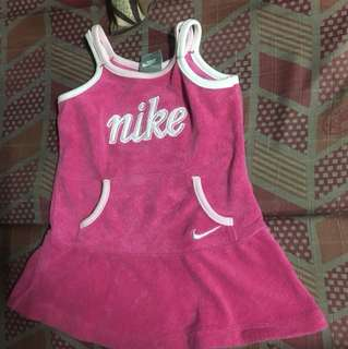 Nike dress for baby girl 12 months old up