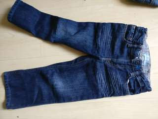 Baby Gap Boys Jeans 3-4 years old