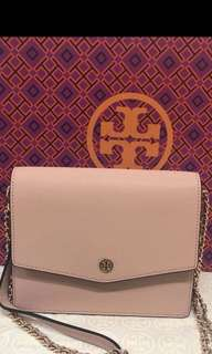 Tory Burch Robinson convertible shoulder bag 21.5x16cm