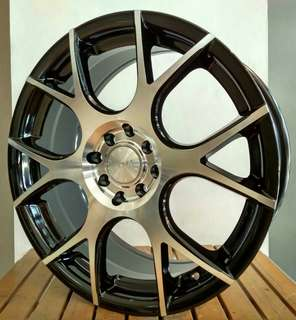 velg adv1 ring 17 for avanza jazz yaris swift livina vios datsun freed