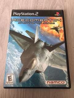 PS2 Ace Combat 04