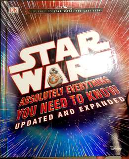 STAR WARS : Everything you need to know