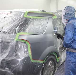 SUPER DISCOUNT PROMOTION for Car Spray Painting