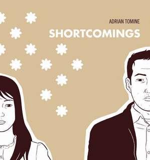 Shortcomings - Adrian Tomone