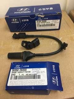Hyundai Avante Crank Sensor