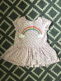 H&M baby cotton dress