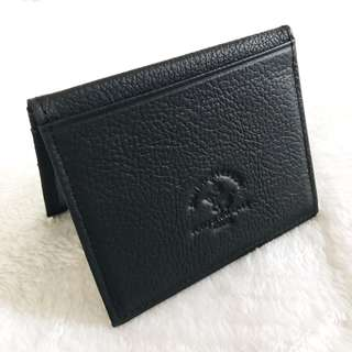 Genuine Leather Cardholder