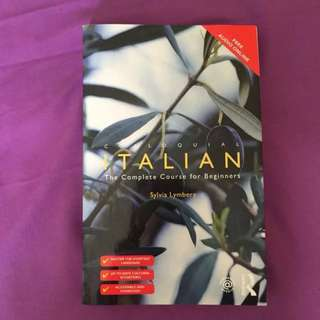 Collquial Italian (The Complete Course For Beginners) - BN