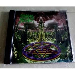 Morbid Angel CD Domination Heavy Metal