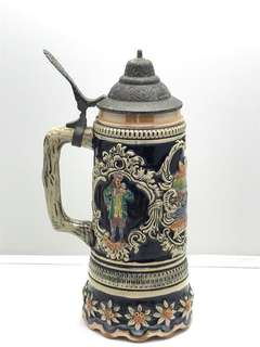 Vintage Pint Beer Mug / Beer Tankard