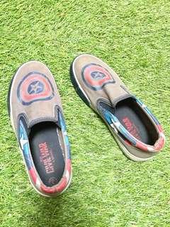 Sepatu Anak Laki - Laki Captain America (MARVEL Civil War)