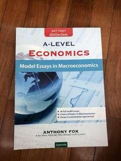 A level Econs essays