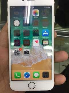iphone 6s 128gb globelock gold edition