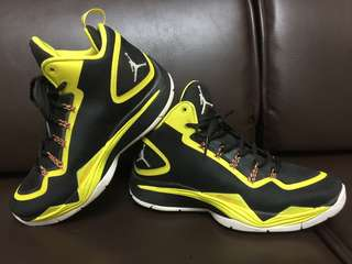 正品8.5成新 8號 Nike Air Jordan Superfly 3