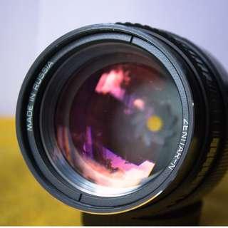 Zenitar Russia 50mm F1.2 APSC Mount Nikon