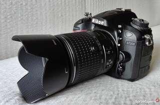 Nikon D7200 Bisa cicilan Tanpa CC
