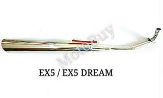 EX5 / EX5 DREAM HEAVY DUTY STANDARD EXHAUST PIPE