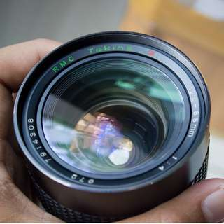 Tokina RMC 28-85mm F4 Mount OM