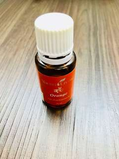 Young Living Orange Pure Essential Oil