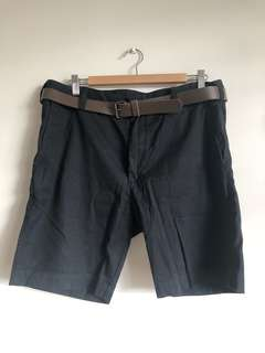 Industrie Navy Shorts