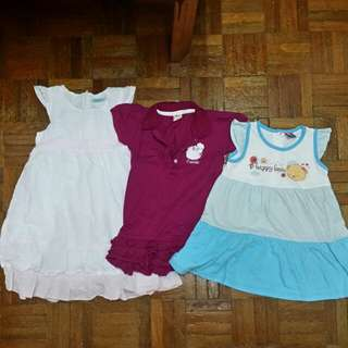( include pos ) Girl Dress