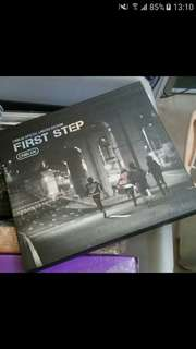 cnblue first step limited edition