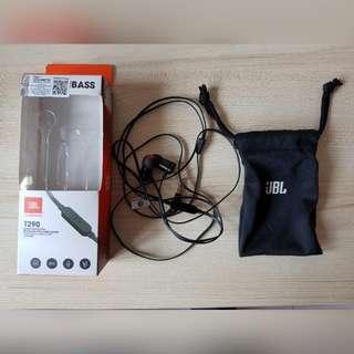 JBL Earphone T290