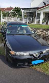 •Proton Perdana 2.0 V6 engine • Year 2005 •Still good condition •Road tax just renewed March 2018 •New engine •New tyres (all 4) • Mileage - 267k • New Leather seats • Airbags •Sport rims • ABS break •New radio with CD player/ AUX
