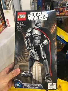 75118 lego Buildables Captain Phasma