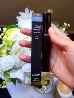 BRAND NEW never opened waterproof Chanel mascara