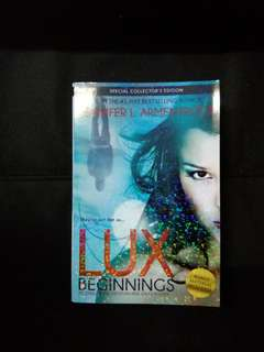Lux Beginnings by Jennifer L. Armentrout