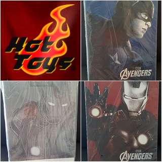 HOT TOYS MARVEL COLLECTION