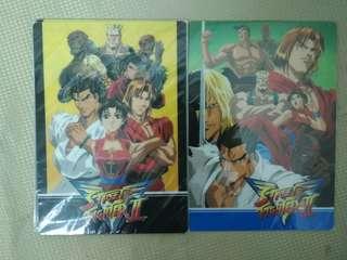 Street Fighter II Pencil Board