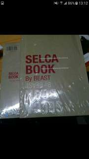 beast Selca book PHOTO BOOK