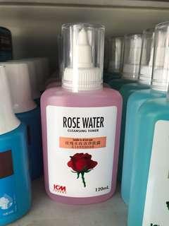 Rose Water 120ml