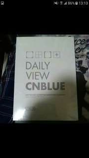 cnblue daily view photo book