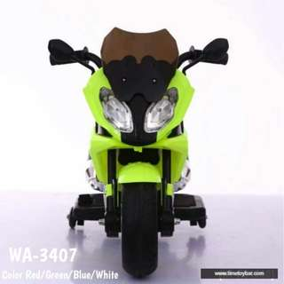 WA-3407 Kids Motorcycle Ride On