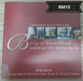 Baby handbook