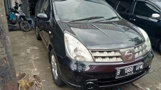 Nissan Grand Livina XV 1.5 AT 2009