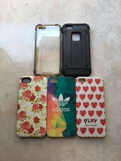 iPhone 5s case (any 2)