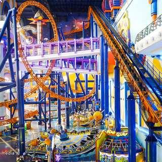 Berjaya Times Square Theme Park Child Tickets