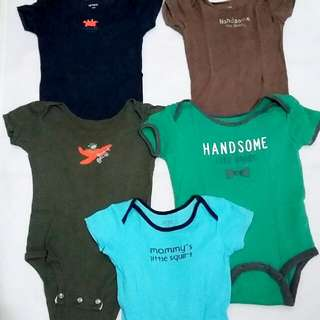 Babies Clothes Take All For 500 Only! (With Free Baby Bag)