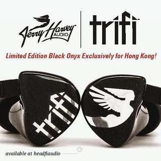 全新行貨未拆 JH AUDIO TRIFI 三單元 十週年紀念版耳機