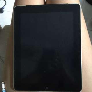 iPad w no camera