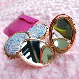 Jujube Sakura Swirl Inspired 2 Way Mirror